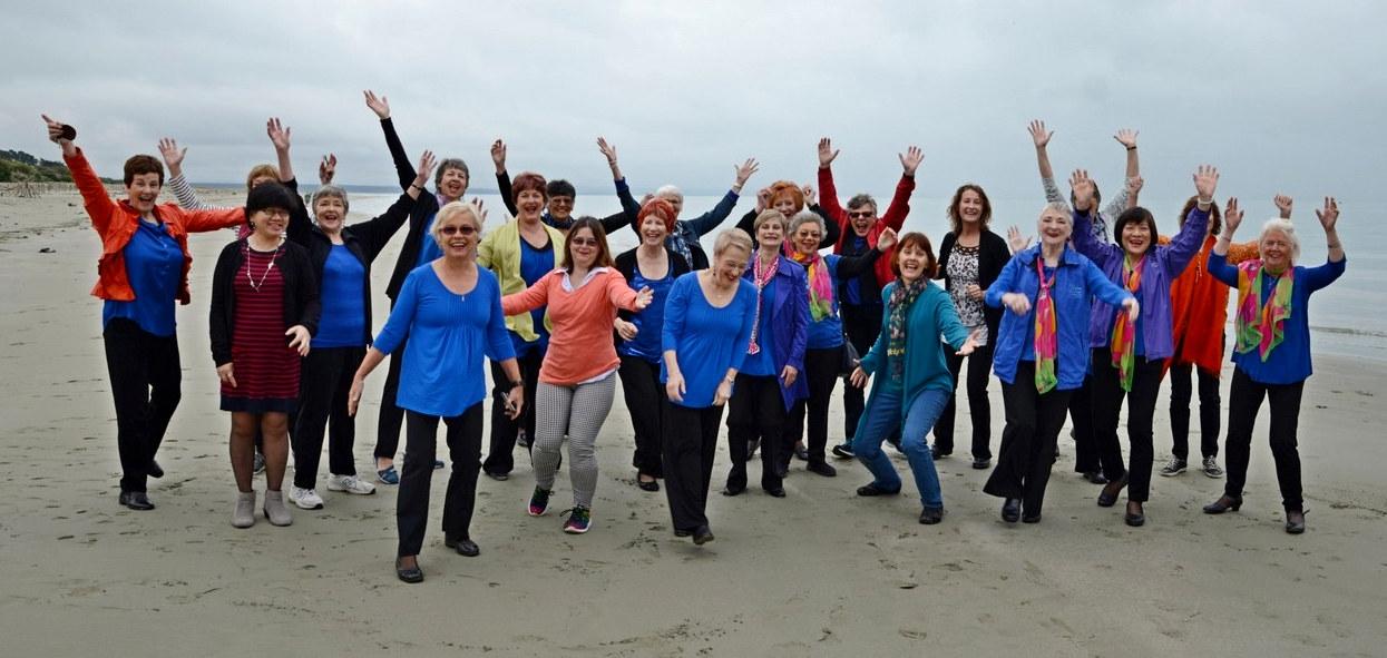 Nelson Bays Harmony Chorus