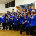 Nelson Singers Make A Splash