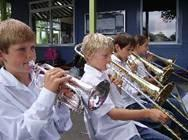 Nelson Youth Brass, 2010