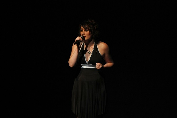Anna Grahame performs at Sounds Excellent! 2010