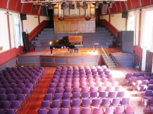 Nelson School of Music Auditorium and Organ